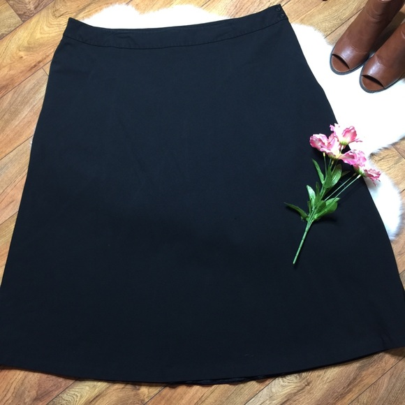 Charter Club Dresses & Skirts - Charter Club black skirt